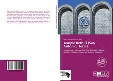 Buchcover von Temple Beth-El (San Antonio, Texas)