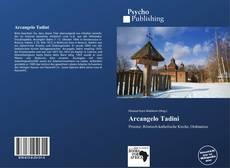 Capa do livro de Arcangelo Tadini