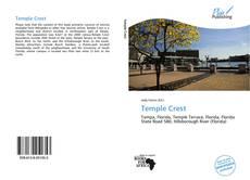 Couverture de Temple Crest