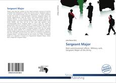 Couverture de Sergeant Major