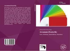 Arcanum (Esoterik)的封面