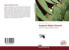 Couverture de Sergeant Major General