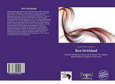 Bookcover of Ron Strickland