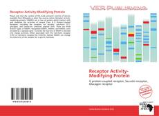 Receptor Activity-Modifying Protein的封面