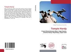 Temple Hardy kitap kapağı