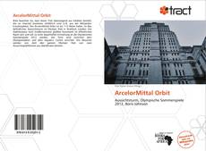 Bookcover of ArcelorMittal Orbit