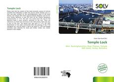 Bookcover of Temple Lock