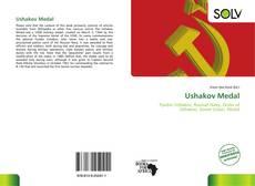 Capa do livro de Ushakov Medal