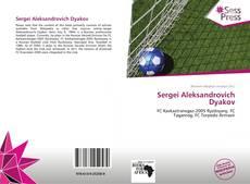 Capa do livro de Sergei Aleksandrovich Dyakov