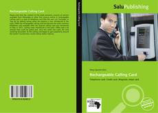 Bookcover of Rechargeable Calling Card