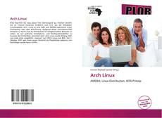 Buchcover von Arch Linux