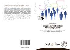 Bookcover of Usage Share of Instant Messaging Clients