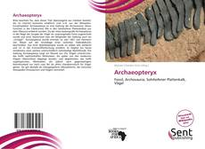 Copertina di Archaeopteryx