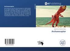Archaeoraptor的封面