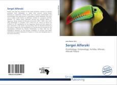 Bookcover of Sergei Alferaki