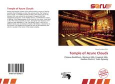 Bookcover of Temple of Azure Clouds