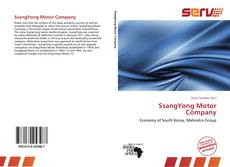 Bookcover of SsangYong Motor Company