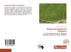 Sergei Anatolyevich Sergeyev kitap kapağı