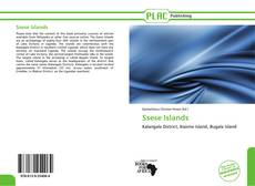 Couverture de Ssese Islands