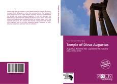 Buchcover von Temple of Divus Augustus