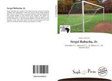 Buchcover von Sergei Baltacha, Jr.