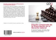 Portada del libro de Estudio comparado de la Prescripcion en el Derecho Laboral