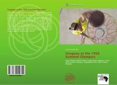 Buchcover von Uruguay at the 1956 Summer Olympics