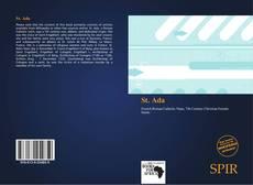 Capa do livro de St. Ada