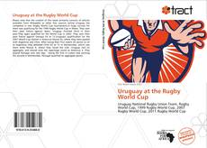 Portada del libro de Uruguay at the Rugby World Cup