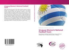 Обложка Uruguay Women's National Football Team