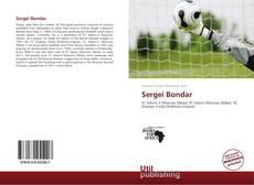 Portada del libro de Sergei Bondar
