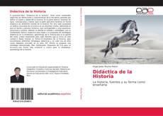 Didáctica de la Historia的封面