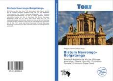 Capa do livro de Bistum Navrongo-Bolgatanga