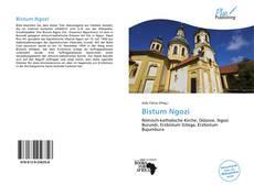 Bookcover of Bistum Ngozi