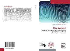 Couverture de Ron Weiner