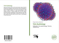 Bookcover of Tele-Audiology