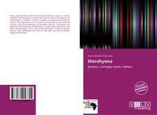 Bookcover of Werehyena