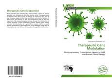 Bookcover of Therapeutic Gene Modulation