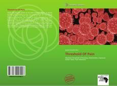 Borítókép a  Threshold Of Pain - hoz