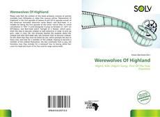 Buchcover von Werewolves Of Highland