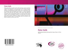 Bookcover of Peter Gelb