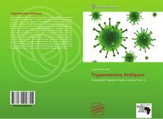 Capa do livro de Trypanosoma Antiquus