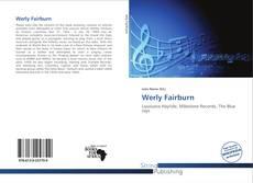 Werly Fairburn kitap kapağı