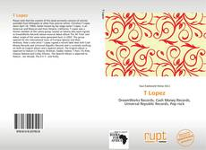 Bookcover of T Lopez