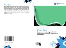 Bookcover of Peter Gain