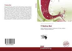 Borítókép a  T Ratna Bai - hoz