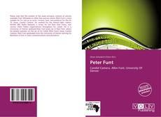 Buchcover von Peter Funt