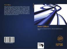 Buchcover von Peter Gilbert
