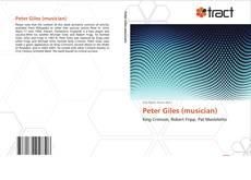 Peter Giles (musician)的封面