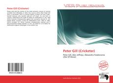 Bookcover of Peter Gill (Cricketer)